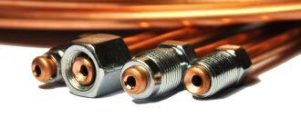 Тормозные трубки функции, замена и ремонт